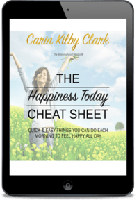 Happiness Today Cheat Sheet