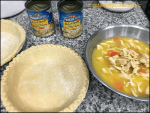 Easy Chicken Pot Pie Recipe for Busy Moms