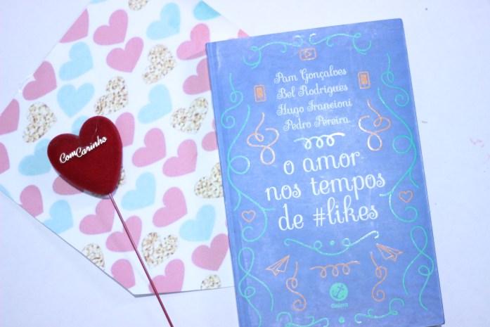 o amor nos tempor de #likes