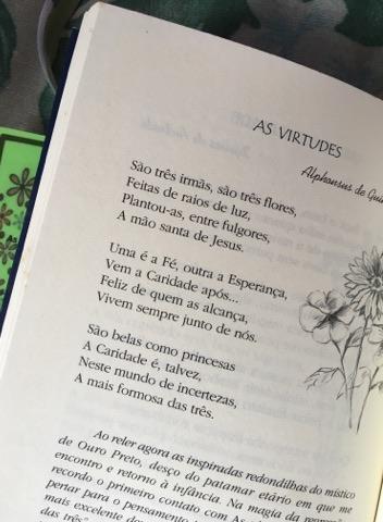 As virtudes Alphonsus de Guimaraens