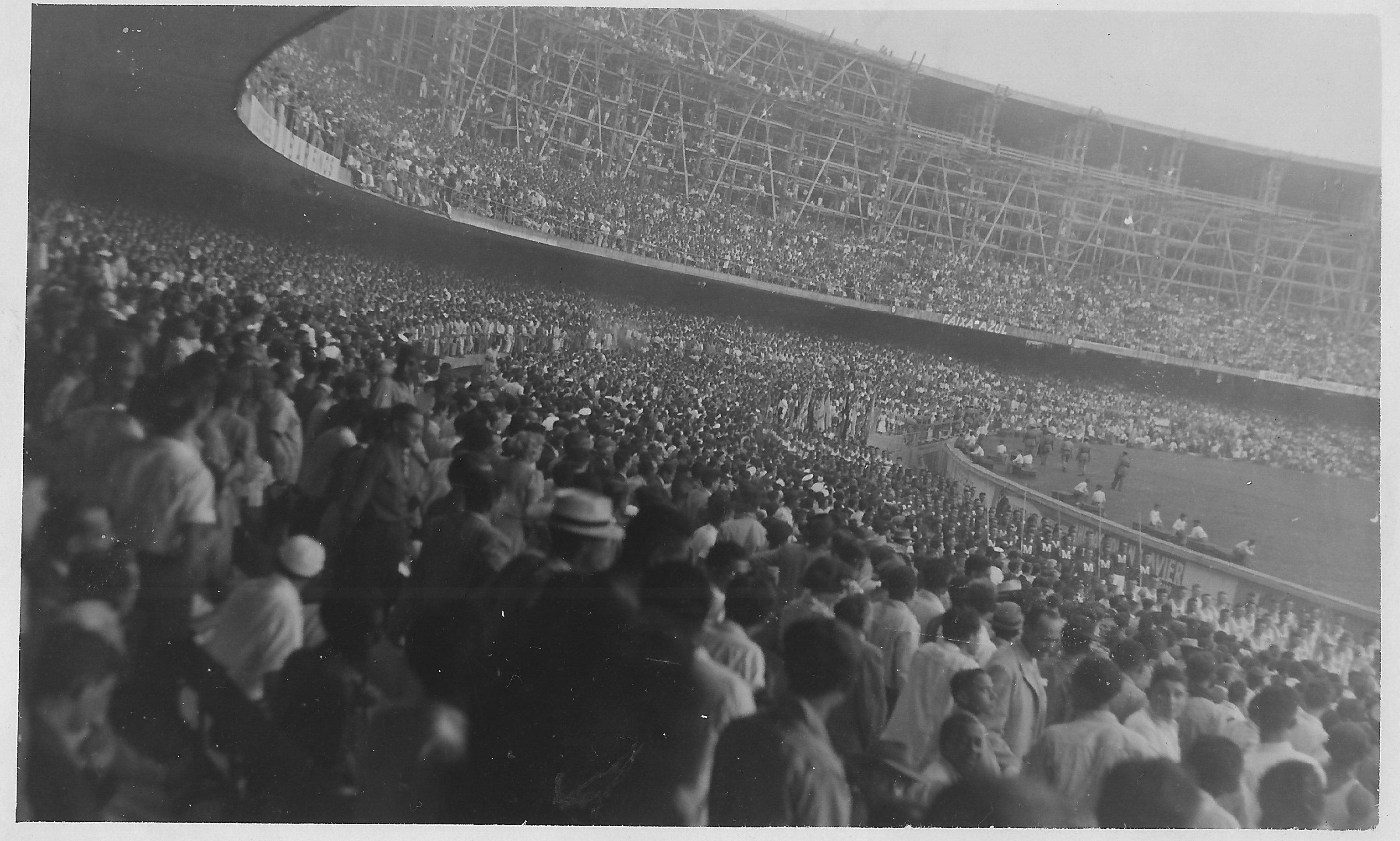 Estadio Municipal 1950 a
