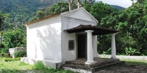 Capela do século CVII é uma das mais antigas do Rio
