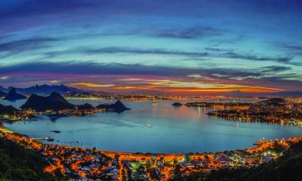 A vista mais espetacular da cidade