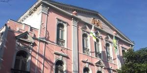 A Casa Rosada do Lavradio