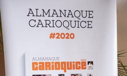 Fotos lançamento Almanaque Carioquice 2020