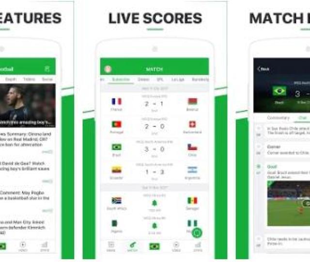 Aplikasi Streaming Bola Terbaik Di Smartphone Android