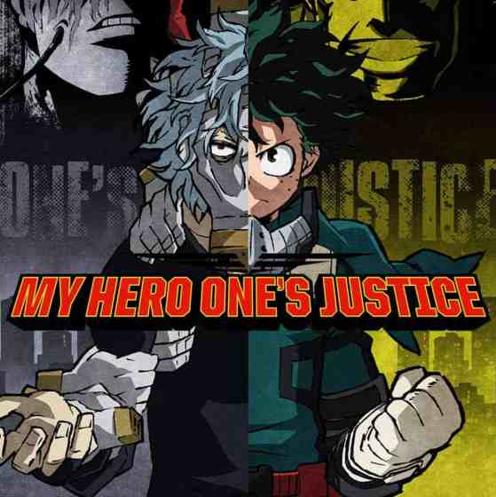 My Hero's One Justice