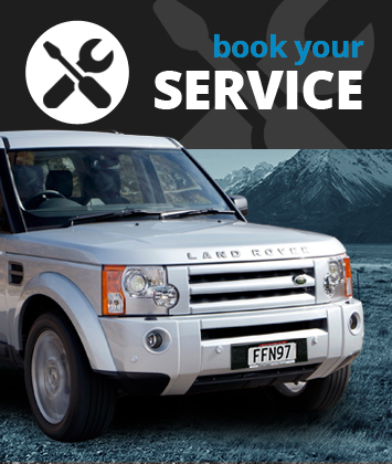 Range Rover Discovery Servicing