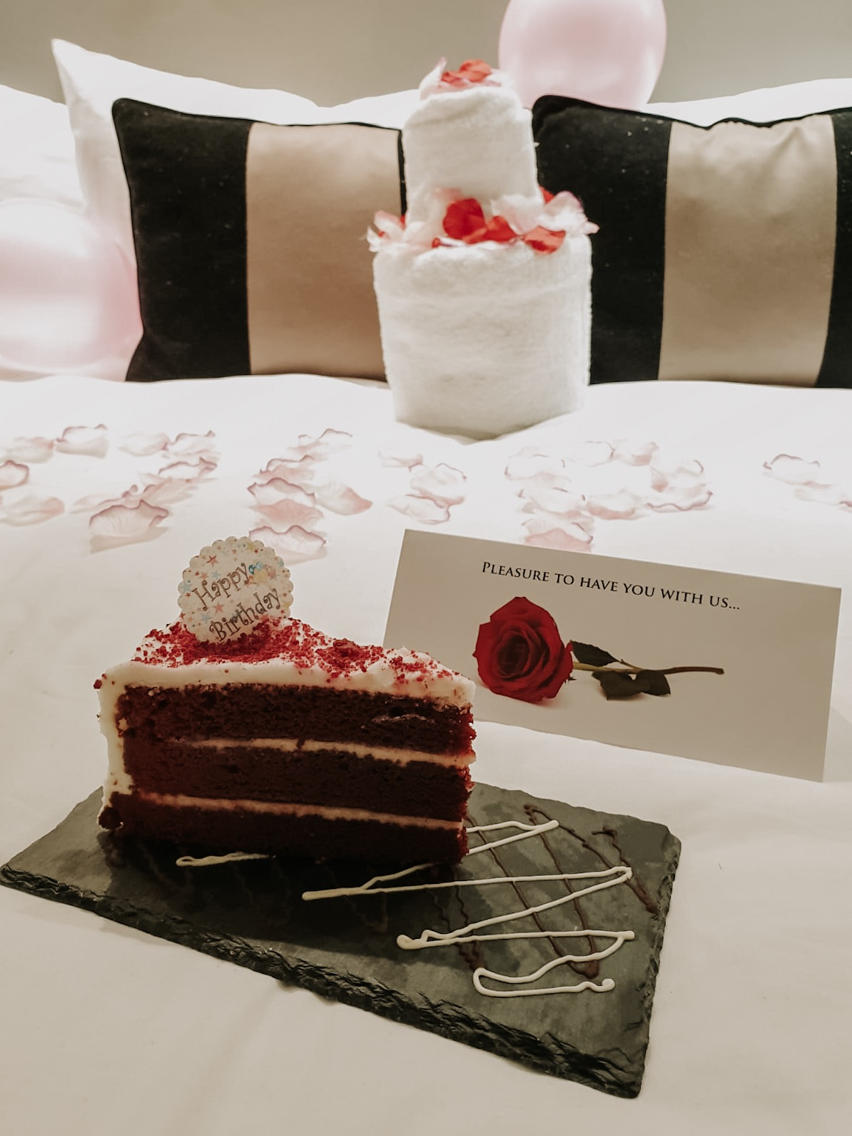 birthday at park grand hotel london