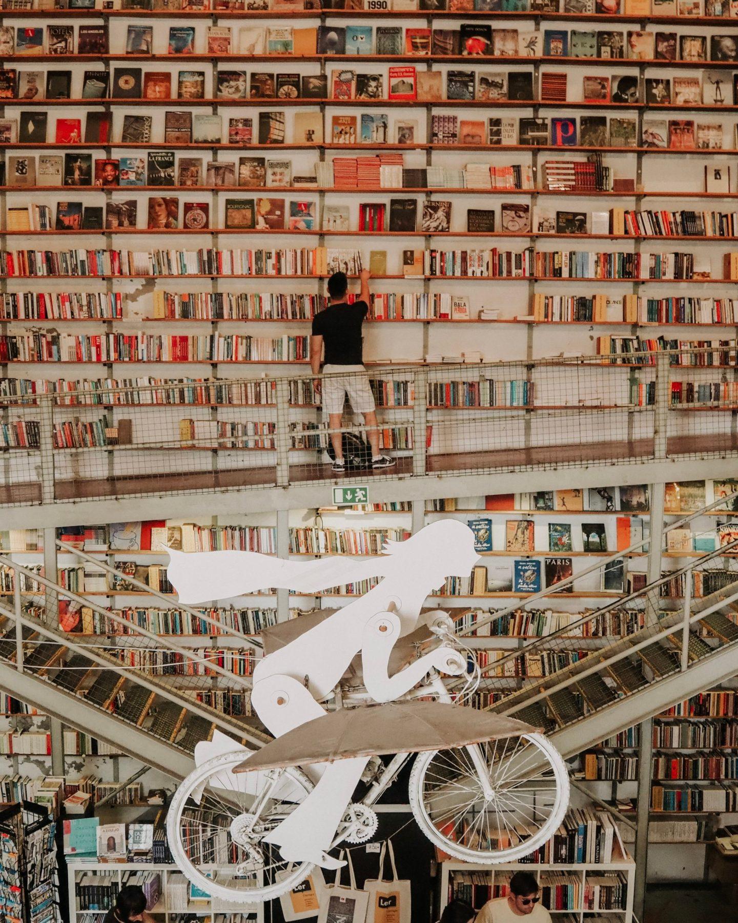 lx factory library lisbon
