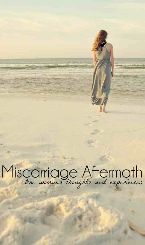 miscarriage-aftermath