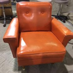 orange-chair