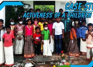 Activeness of a children club