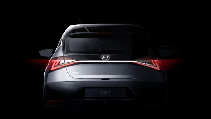 All-New Hyundai i20 Design Officially Unwrapped