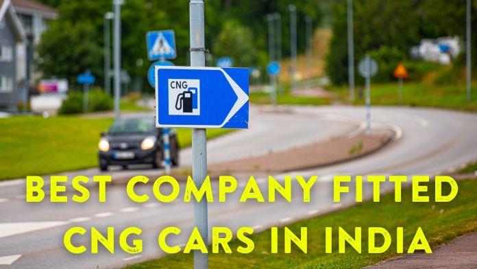 Best Company-Fitted CNG Cars in India