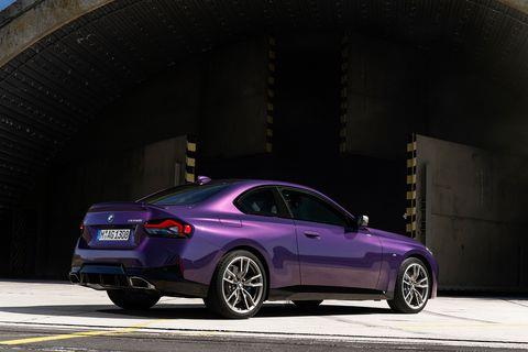 BMW 2 Series 2022 Coupe Model
