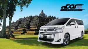 Rental Mobil Alphard Jogja Untuk Wisata Mewah Nan Murah