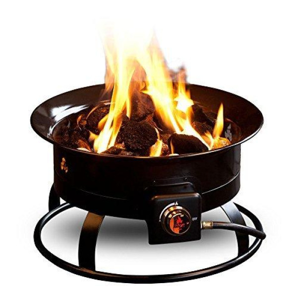 Buy Outland Firebowl 823 Outdoor Portable Propane Gas Fire ... on Outland Gas Fire Pit id=44209