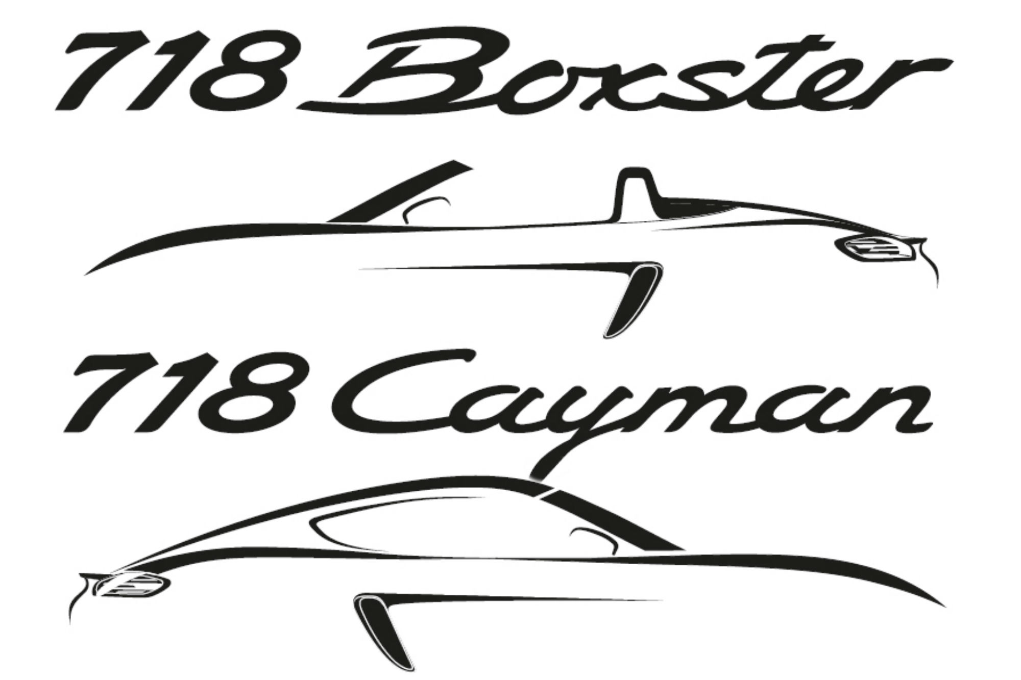 Porsche Resurrects 718 Name For New Boxster And Cayman