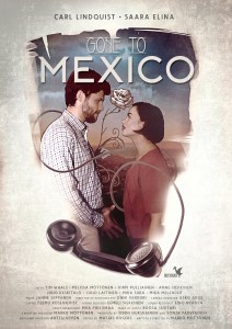 GONE TO MEXICO – OFFICIAL POSTER | CANNES FILM FESTIVAL 2018