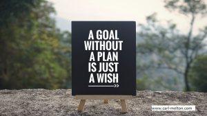 Secret of Success - 2 - Plannning