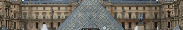 Photo of Louvre Pyramid, Paris