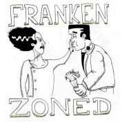 Inktober Day 14: Bride of Frankenstein