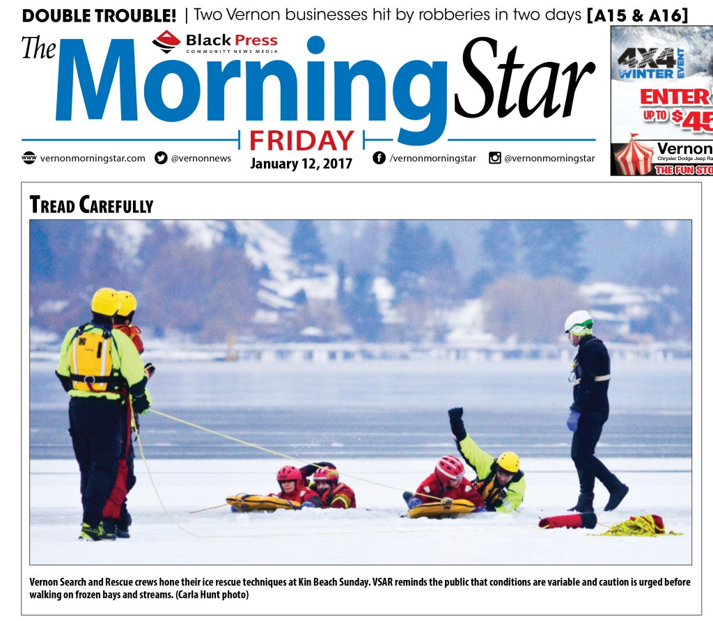 January 12, 2018 Front Cover