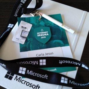 Sessão Microsoft Internet Segura 2019