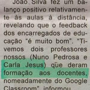 Jornal Caldas Aulas Online