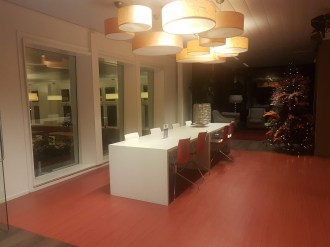 receptie omroep gelderland