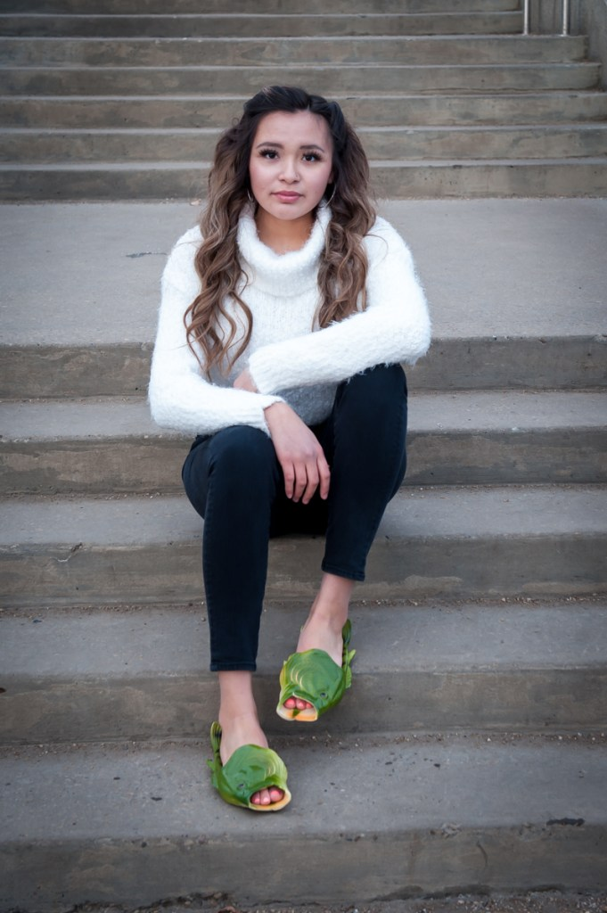Lifestyle Graduation Photo Alberta Legislature