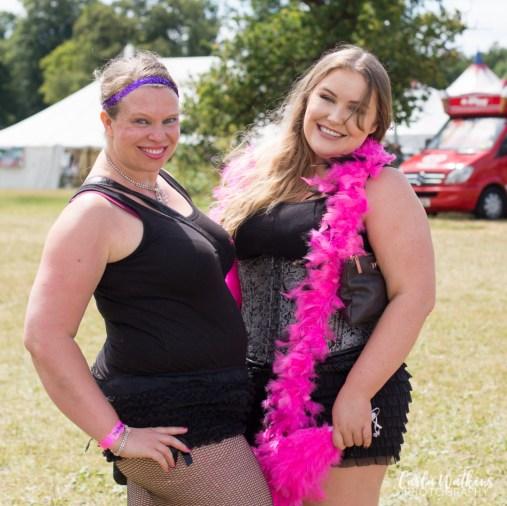 Burlesque Jems at the Fling Festival 2017 | Carla Watkins Photography for carlalouise.com