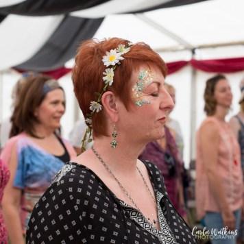 Burlesque Jems workshop at the Fling Festival 2017 | Carla Watkins Photography for carlalouise.com