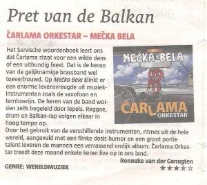 Telegraaf 09-11-2013