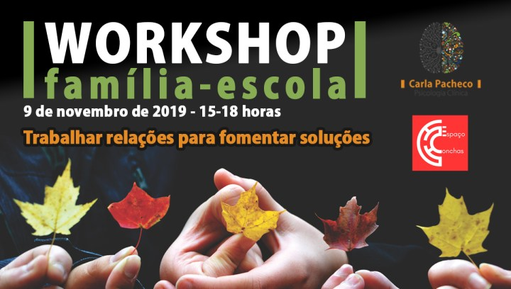 Workshop Familia Escola