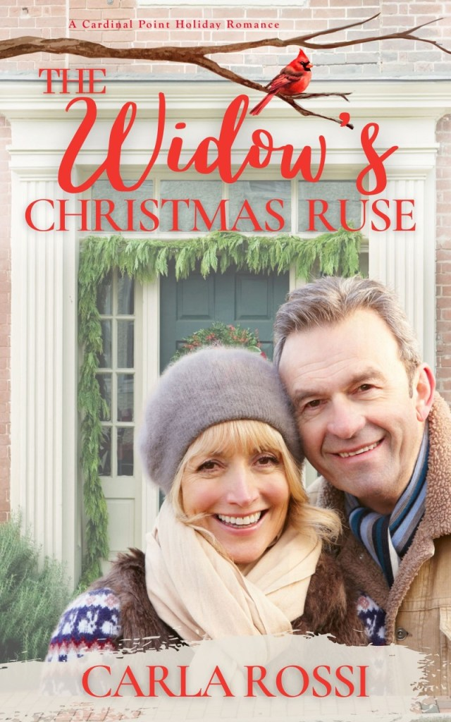 The Widow's Christmas Ruse by Carla Rossi
