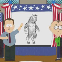 Al Gore stupidement parodié par South Park