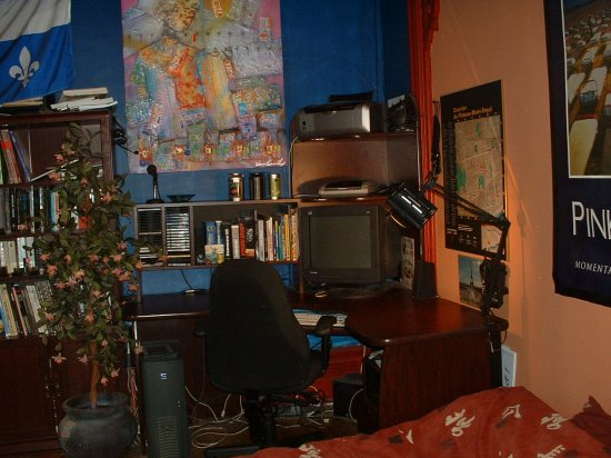 Je loue ma chambre du 1er septembre au 1er janvier 2007
