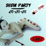 «Sushi-Party» pour mon anniversaire