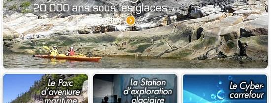Expédition au Jardin des glaciers