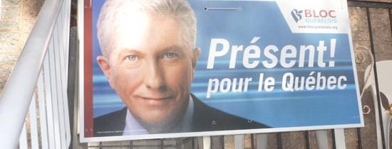 Archives visuelles de l'élection fédérale 2008 au Canada
