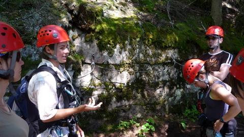 Notre guide Christina