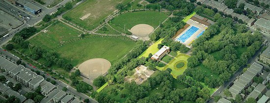 Perspective sur le parc Laurier: pour une mise à niveau de l'offre en loisirs dans le Plateau-Mont-Royal