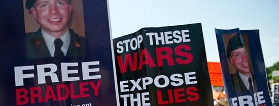 Wikileaks, Bradley Manning et le sens de la justice internationale