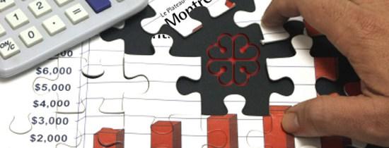Le prix des vignettes sur le Plateau-Mont-Royal; l'histoire d'un budget sous-doté