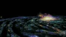 Perspective sur notre galaxie: un rêve hallucinant !