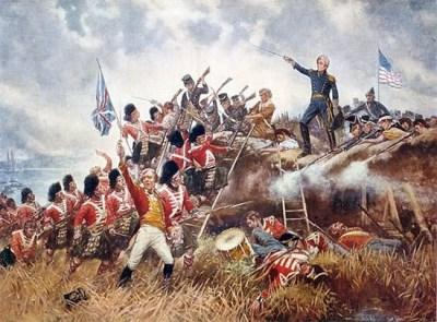 La bataille de La Nouvelle-Orléans
