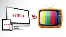 télévision vs Netflix