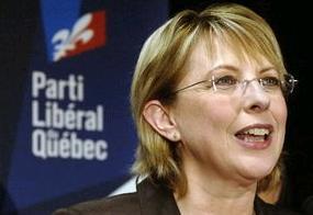 Christine St-Pierre... ou la trahison jovialiste